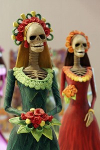 Day of the Dead Catrinas_2